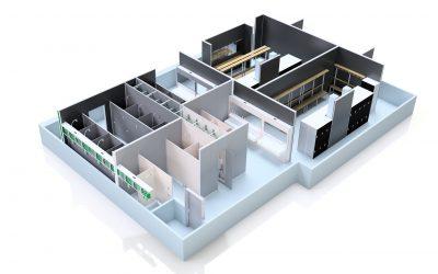 SPIS: Sistema Prefabbricato Ispezionabile Sanitario