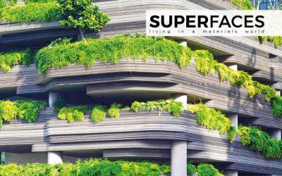 ARCHITETTURA SOSTENIBILE: MATERIALI E SUPERFICI