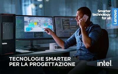 TECNOLOGIE SMARTER PER LA PROGETTAZIONE